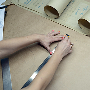 Жилет меховой по индивидуальному дизайну